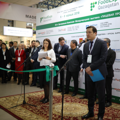 Kazakhstan Attracts Investors as a Foodstuff and Technological Hub